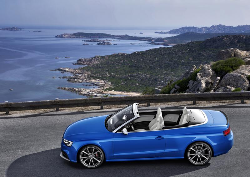 Foto Exteriores Audi Rs5 Descapotable 2012