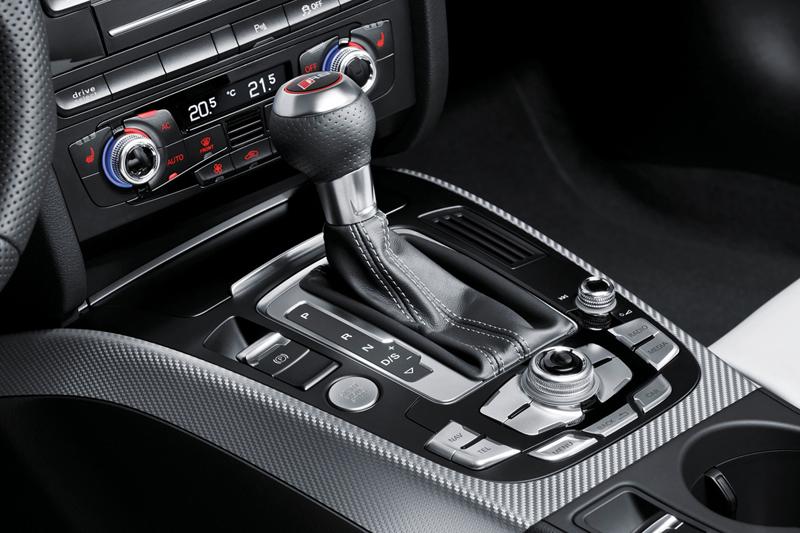 Foto Interiores Audi Rs5 Descapotable 2012