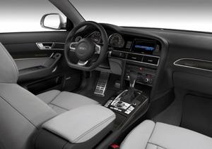 Foto Salpicadero Audi Rs6 Familiar 2008