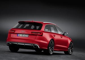 Foto Exteriores (2) Audi Rs6 Familiar 2012