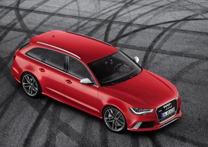 Foto Exteriores (3) Audi Rs6 Familiar 2012