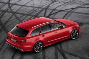 Foto Exteriores (4) Audi Rs6 Familiar 2012