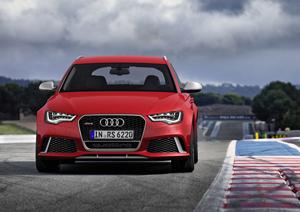 Foto Exteriores (5) Audi Rs6 Familiar 2012