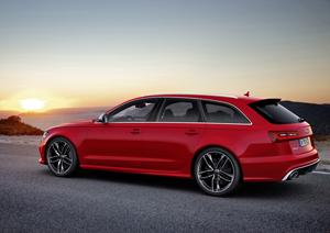 Foto Exteriores (6) Audi Rs6 Familiar 2012