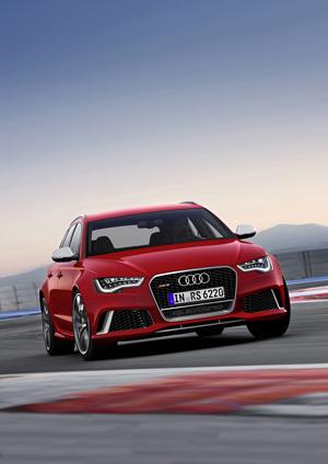 Foto Exteriores (7) Audi Rs6 Familiar 2012