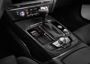 Foto Interiores (1) Audi Rs6 Familiar 2012