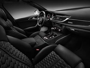 Foto Interiores (2) Audi Rs6 Familiar 2012