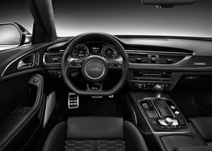 Foto Salpicadero Audi Rs6 Familiar 2012