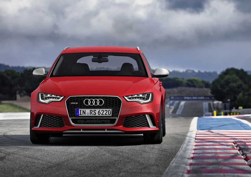 Foto Exteriores Audi Rs6 Familiar 2012