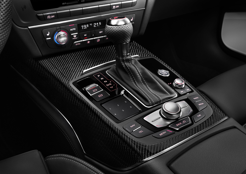 Foto Interiores Audi Rs6 Familiar 2012