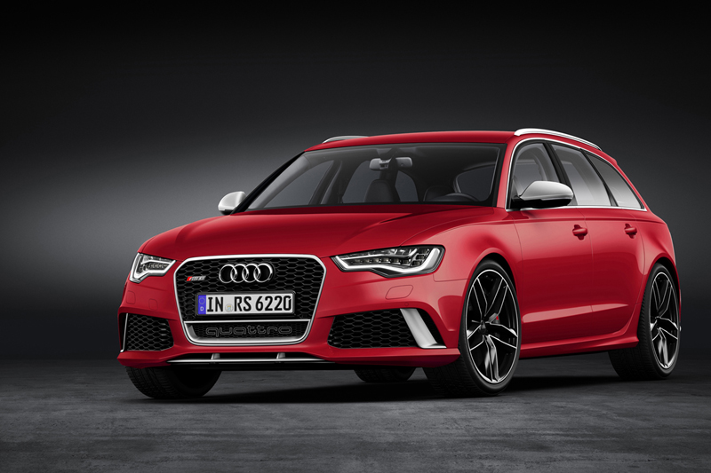 Foto Perfil Audi Rs6 Familiar 2012