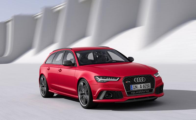 Foto Delantera Audi Rs6 Familiar 2014