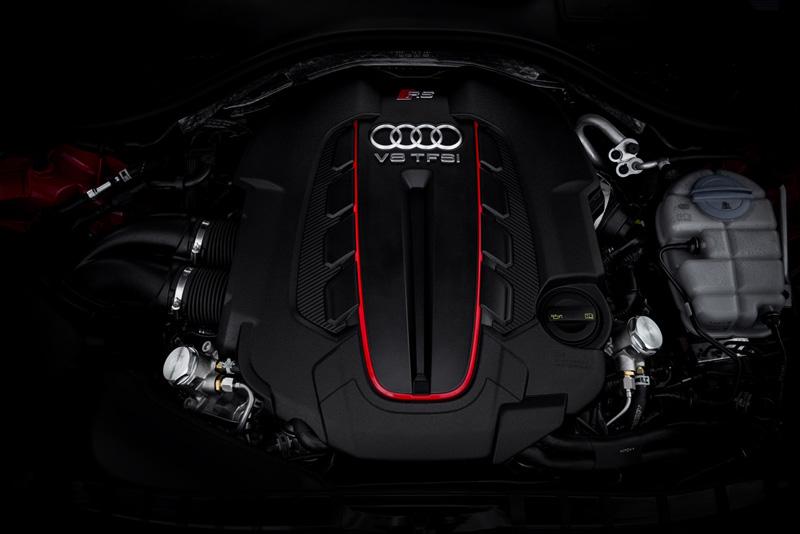 Foto Detalles Audi Rs6 Familiar 2014