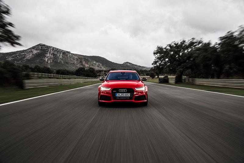 Foto Exterior Audi Rs6 Familiar 2014