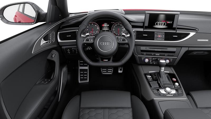 Foto Salpicadero Audi Rs6 Familiar 2014