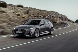 Foto Exteriores Audi Rs6 Familiar 2019