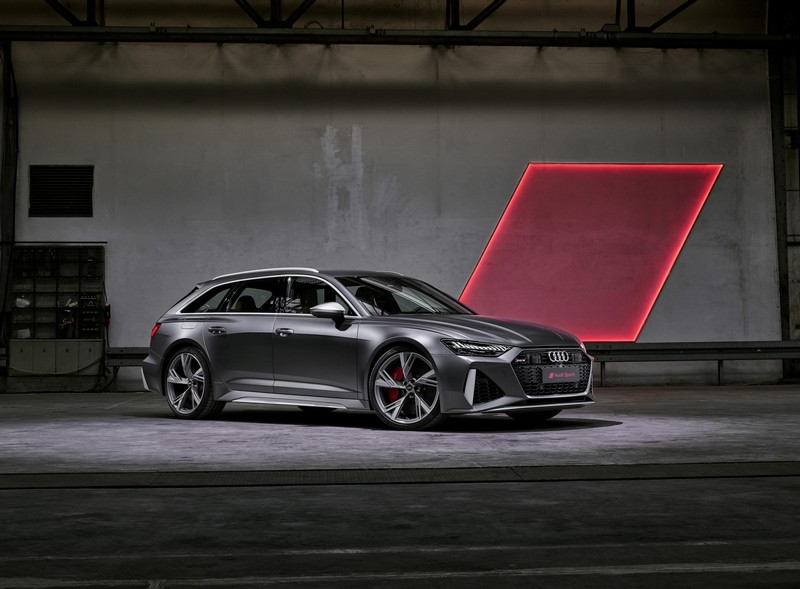 Foto Delantera Audi Rs6 Familiar 2019