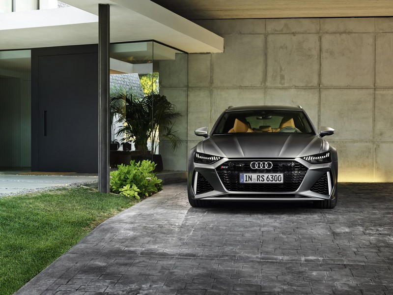 Foto Exteriores 1 Audi Rs6 Familiar 2019