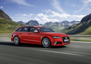 Foto Exteriores 5 Audi Rs6-performance Familiar 2016