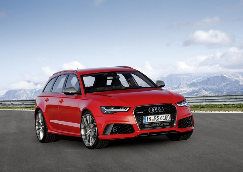 Foto Exteriores Audi Rs6 Performance Familiar 2016