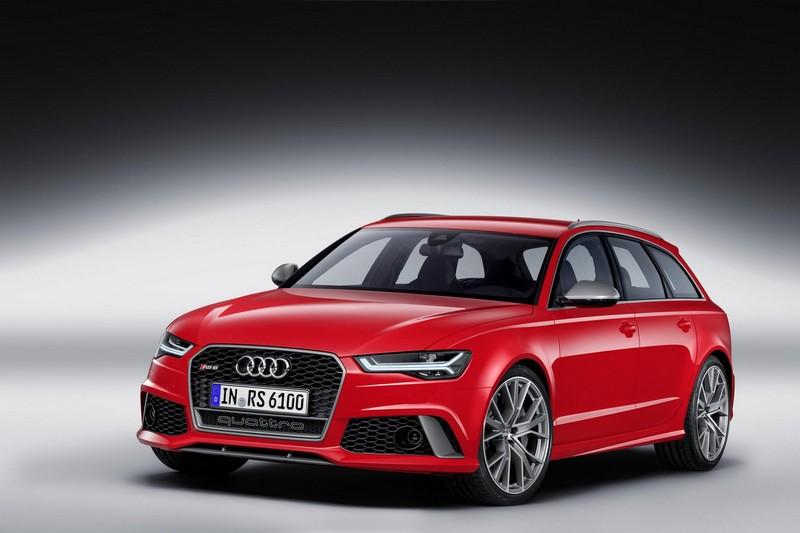 Foto Exteriores Audi Rs6 Performance Familiar 2016