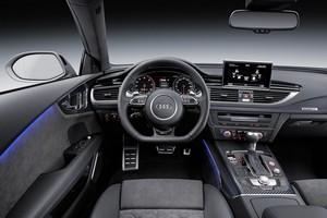 Foto Salpicadero Audi Rs7-performance Berlina 2016