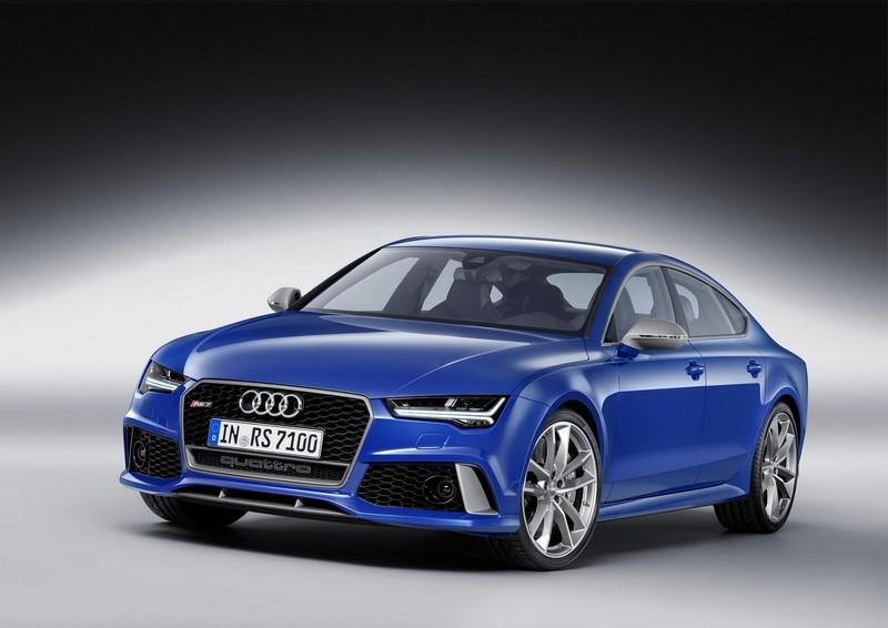 Foto Exteriores Audi Rs7 Performance Berlina 2016