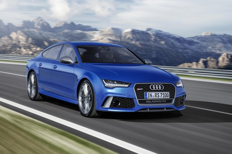 Foto Exteriores Audi Rs7 Performance Berlina 2016