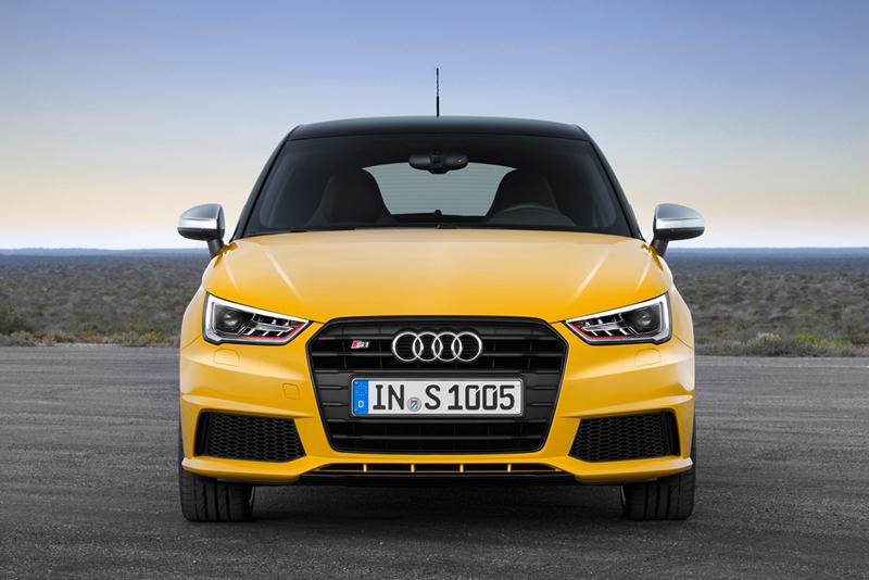 Foto Delantera Audi S1 Dos Volumenes 2014