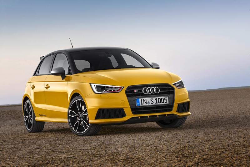 Foto Exteriores Audi S1 Dos Volumenes 2014