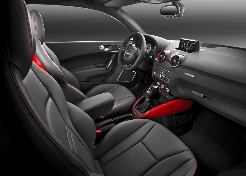 Foto Interiores Audi S1 Dos Volumenes 2014