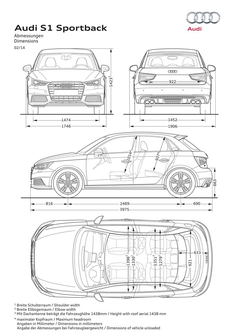 Foto Tecnicas Audi S1 Dos Volumenes 2014