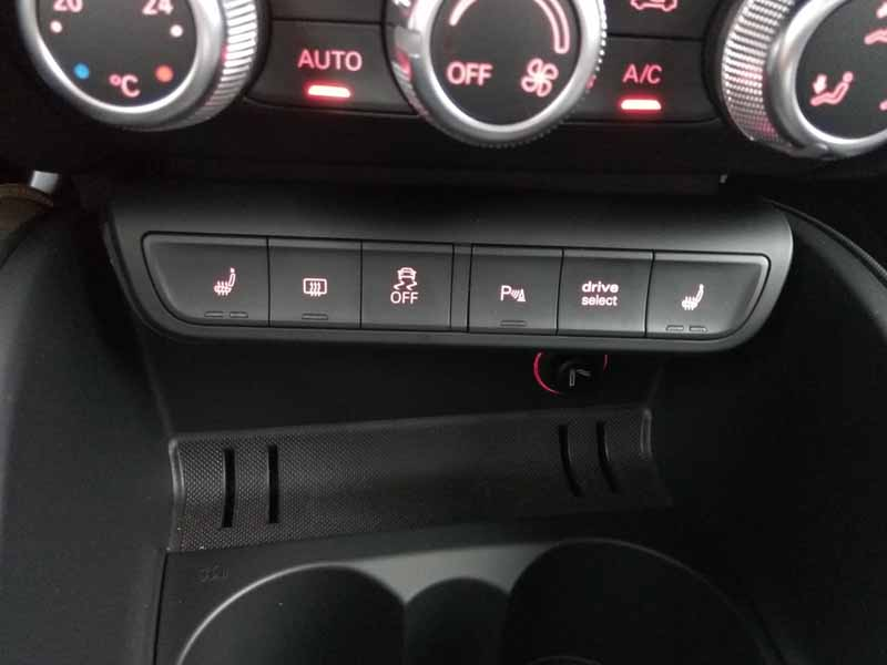 foto audi drive select audi s1 sportback