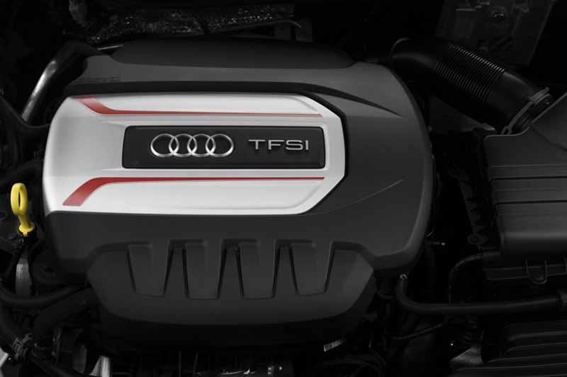 foto motor 2.0 TFSI audi s1 sportback