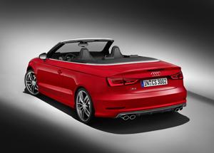Foto Exterior (3) Audi S3 Descapotable 2014