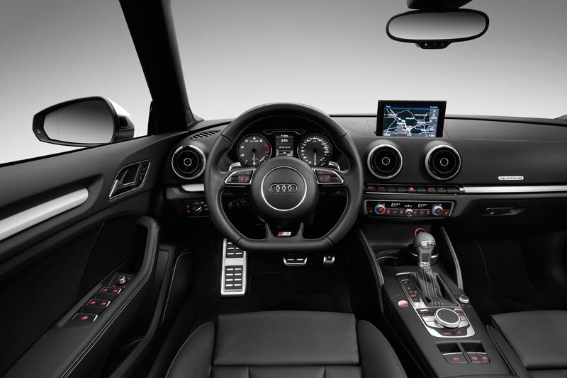 Foto Salpicadero Audi S3 Descapotable 2014