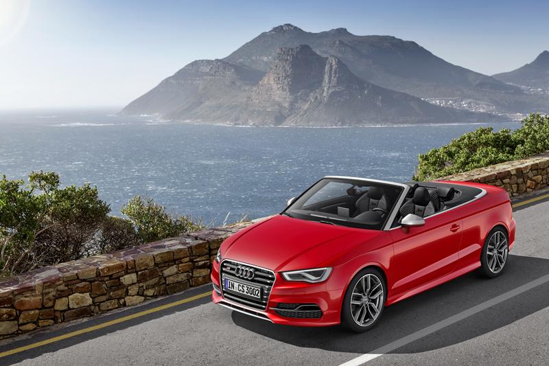 Foto Perfil Audi S3 Descapotable 2014