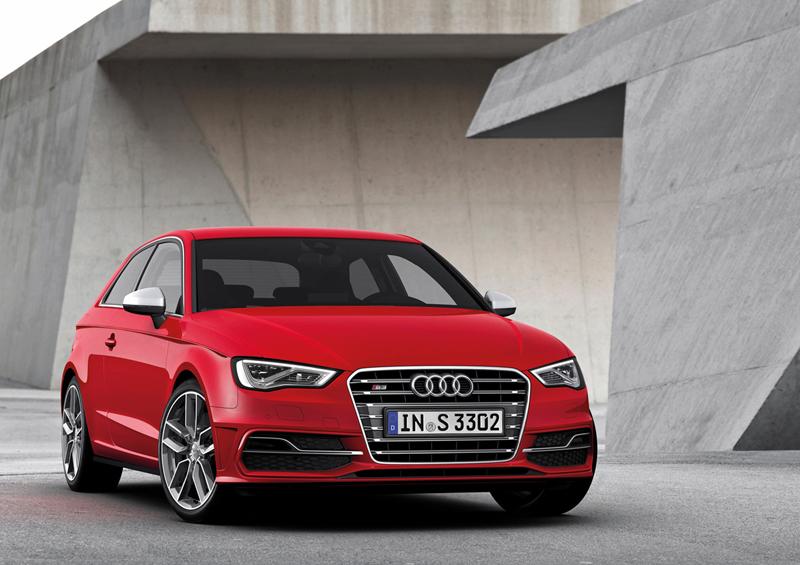 Nuevo Audi S3 2012