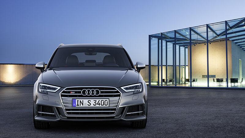 Foto Exteriores Audi S3 Sportback Dos Volumenes 2016