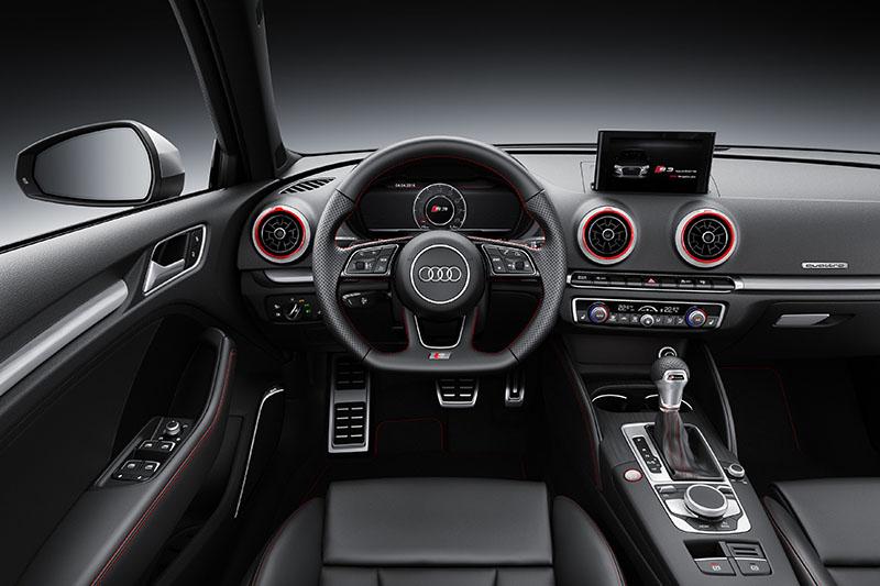 Foto Salpicadero Audi S3 Sportback Dos Volumenes 2016