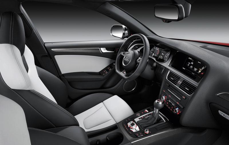 Foto Interiores Audi S4 Familiar 2012