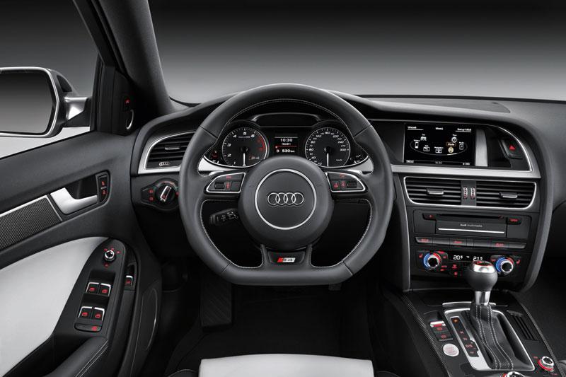Foto Salpicadero Audi S4 Familiar 2012