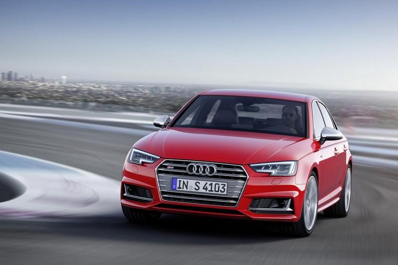 Foto Exteriores Audi S4 Sedan 2016