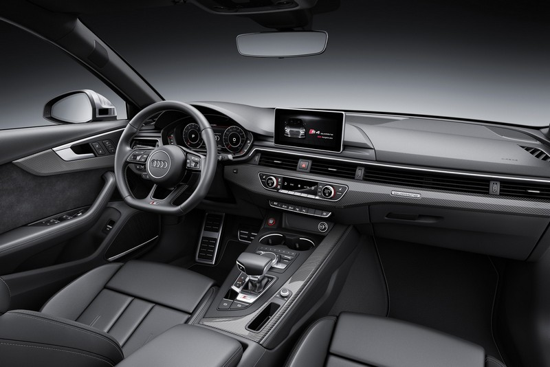 Foto Interior Audi S4 Sedan 2016
