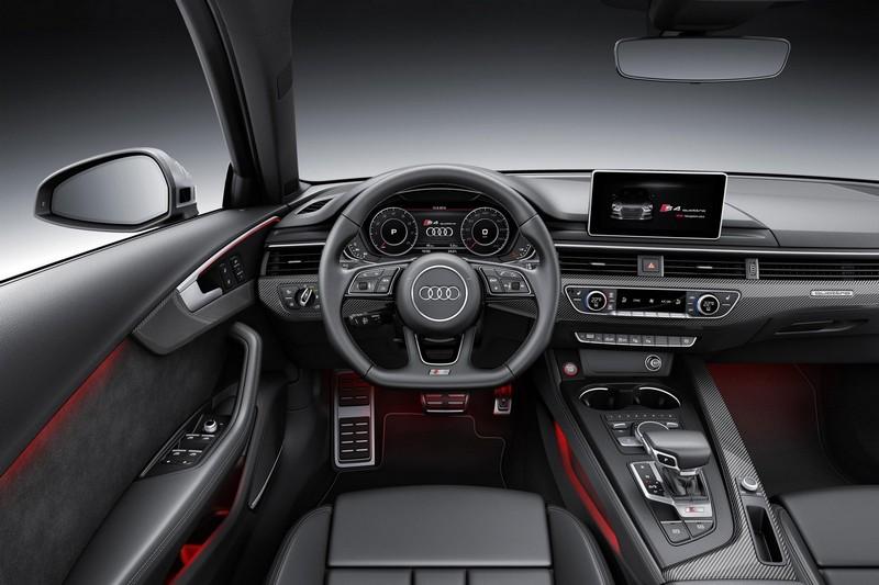 Foto Salpicadero Audi S4 Sedan 2016