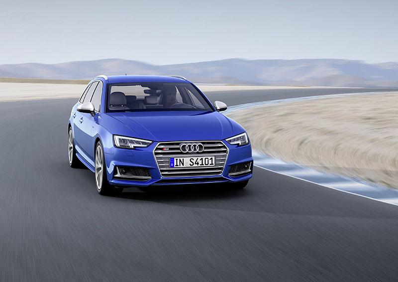 Foto Exteriores Audi S4 Avant Familiar 2016