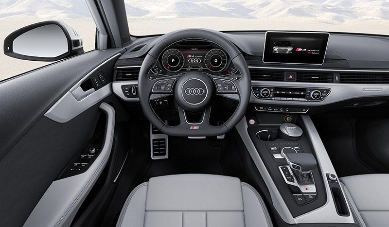 Foto Salpicadero Audi S4 Avant Familiar 2016