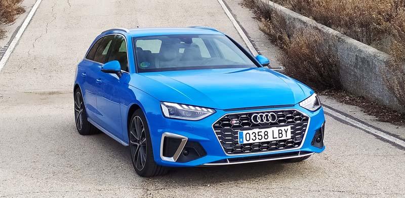Foto Exteriores Audi S4 Avant Familiar 2020