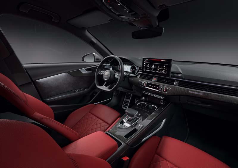 Foto Interiores Audi S4 Avant Familiar 2020