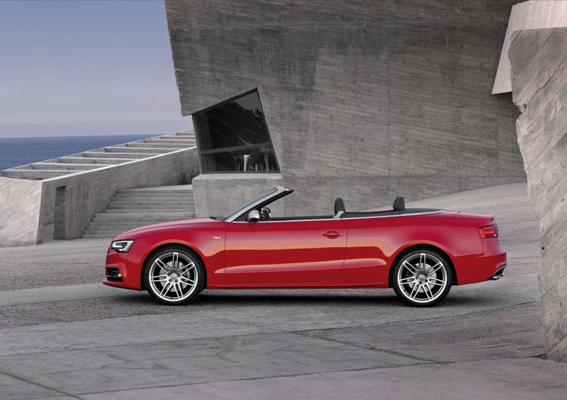 Foto Exteriores Audi S5 Cupe 2012